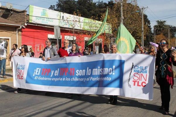 TPP 11 1 - Ejecutivo ingresa al Congreso proyecto para que Chile se sume al TPP-11