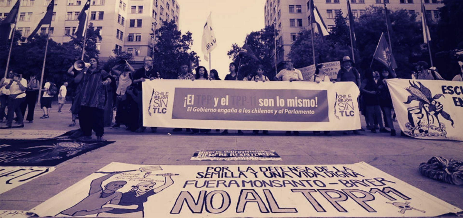 No al TPP 11 Tomate Rojo 288x180 - Nuevamente a espaldas del pueblo: Gobierno pone suma urgencia al despacho del TPP-11