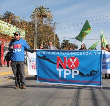 No más TPP / Tomate Rojo