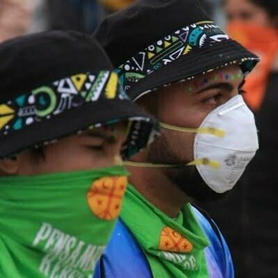 La contaminación en Quintero ha generado muchas manifestaciones