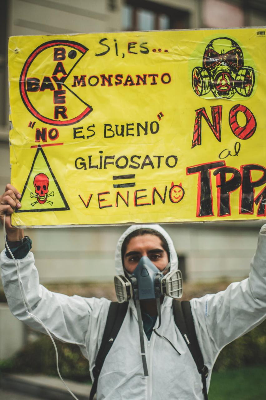 Foto Pesticida 400x600 - Presentan más de 100 recursos de protección contra el TPP-11