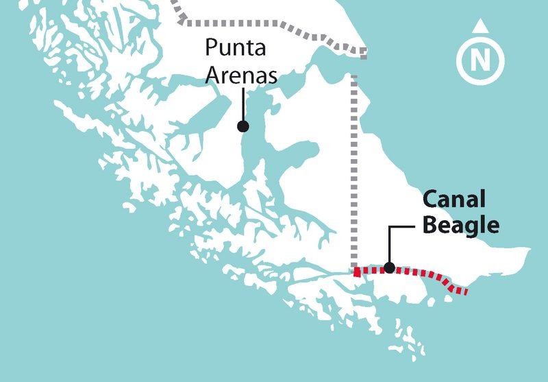 Canalbeagle 800x557 - Canal Beagle bajo amenaza: los daños que provocaría la inminente llegada de la industria salmonera