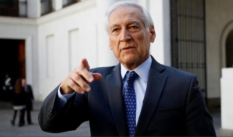 Heraldo Muñoz, ex canciller