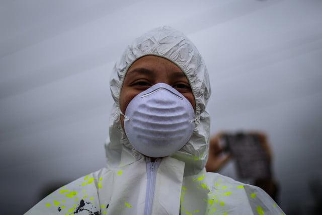 """A UNO 982233 300x200 - Vecinos denuncian """"pluma"""" de contaminación en Quintero y críticos niveles del aire"""