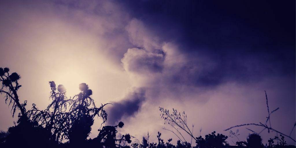 Argentina reporta humo