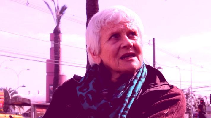 """Photo of Annie Luypaert, activista de El Panul: """"En dictadura, Pinochet se lo regaló prácticamente a Vicente Navarrete"""""""