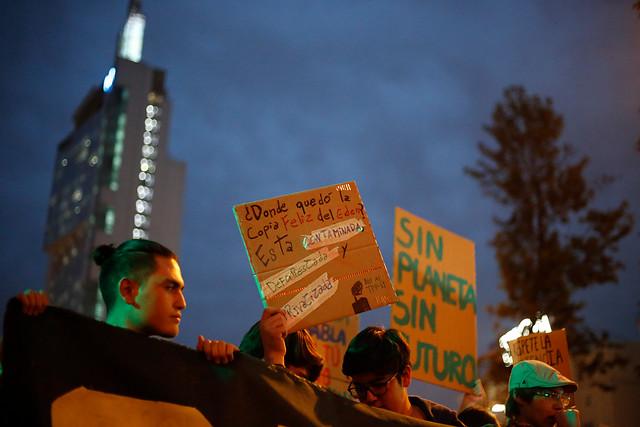 Chilenos no conocen la COP25