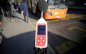 La contaminación acústica podría ser una de las peores según la OMS
