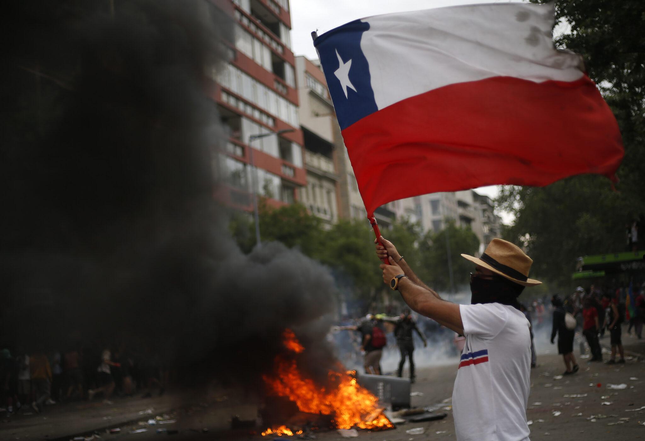 Estallido social chileno pondría en riesgo realización de la COP25