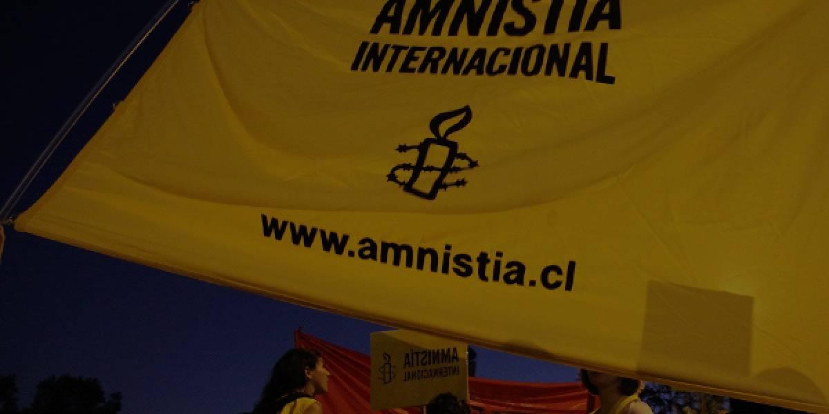 Amnistía Internacional visita Chile en medio de estallido social