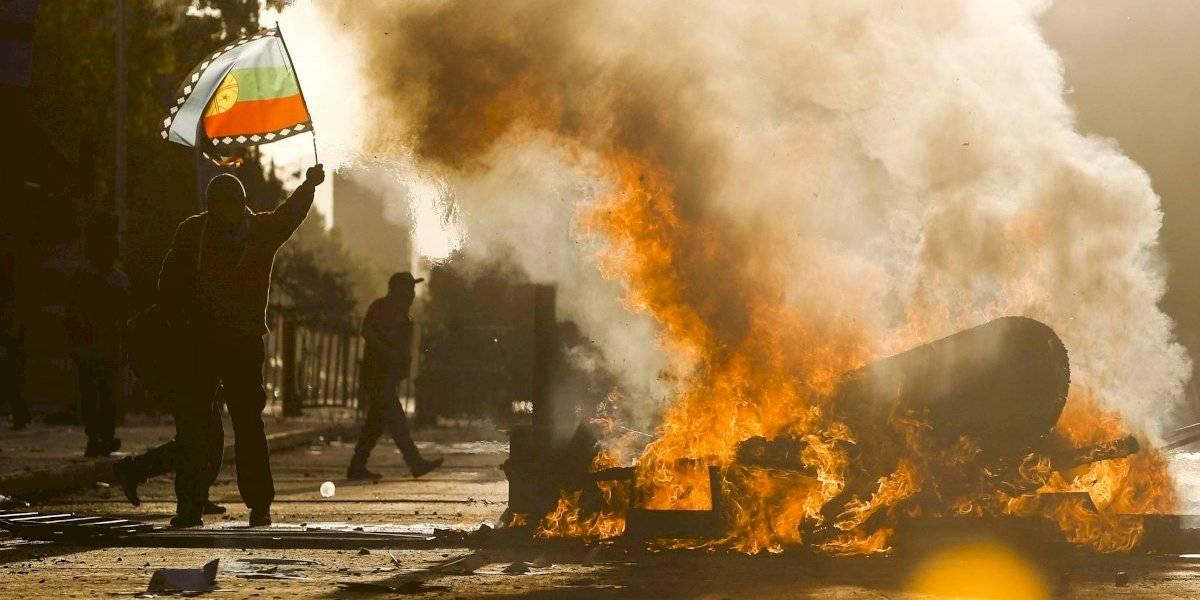 Protestas en Chile / Gobierno culpa a grupos organizados