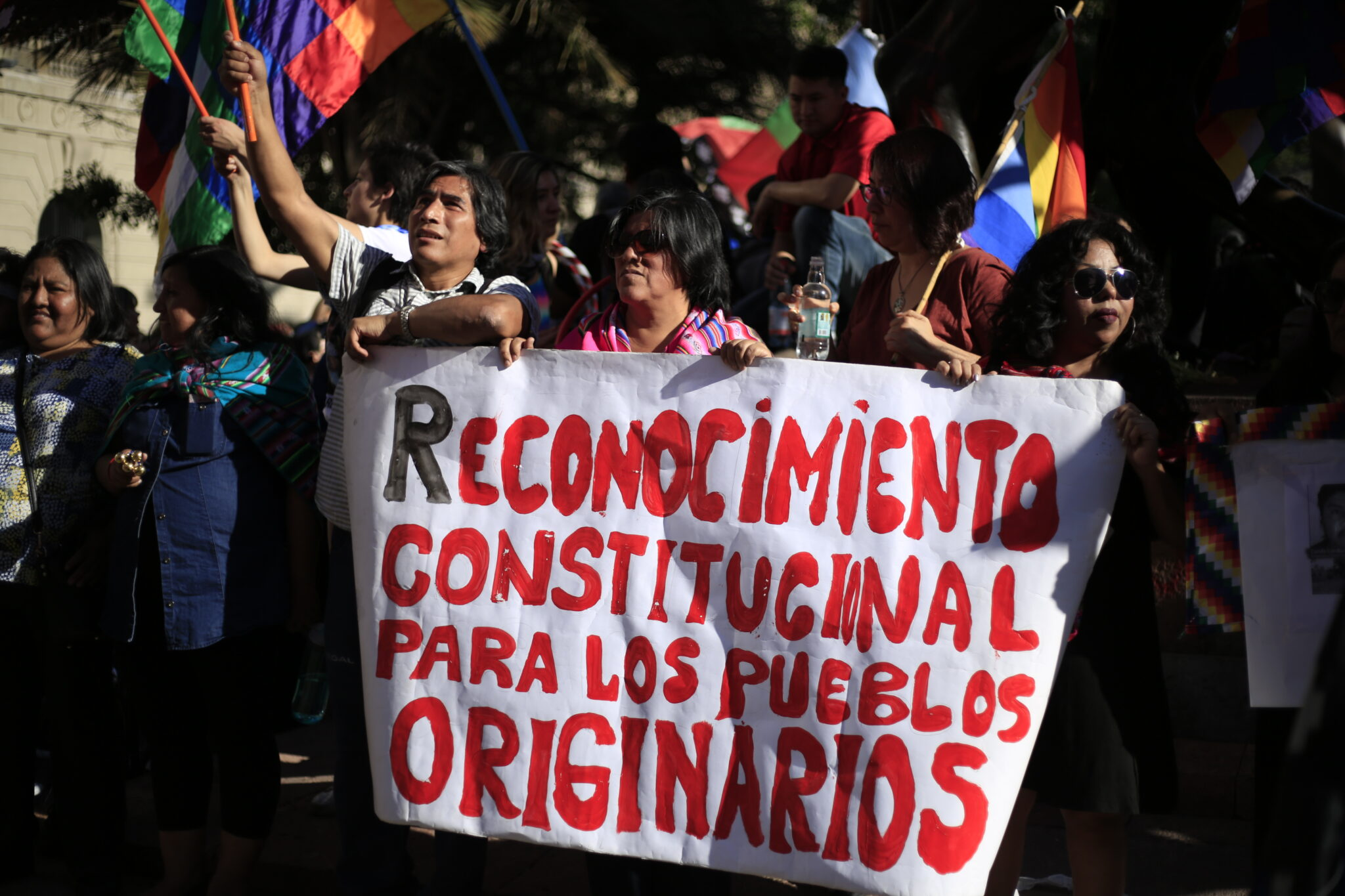 (Foto por Vicente Prieto Zuckerman) Reconocimiento Indígena