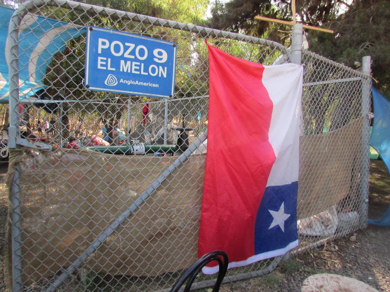 Pobladores de El Melón llevan más de tres meses en toma