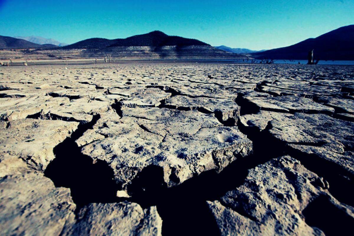 Embalse La Paloma - Sequía - Agencia UNO