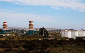 Nuevo peak de dióxico de azufre en quintero
