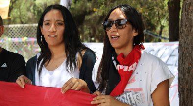Mery y Karen White   activistas por la crisis del agua