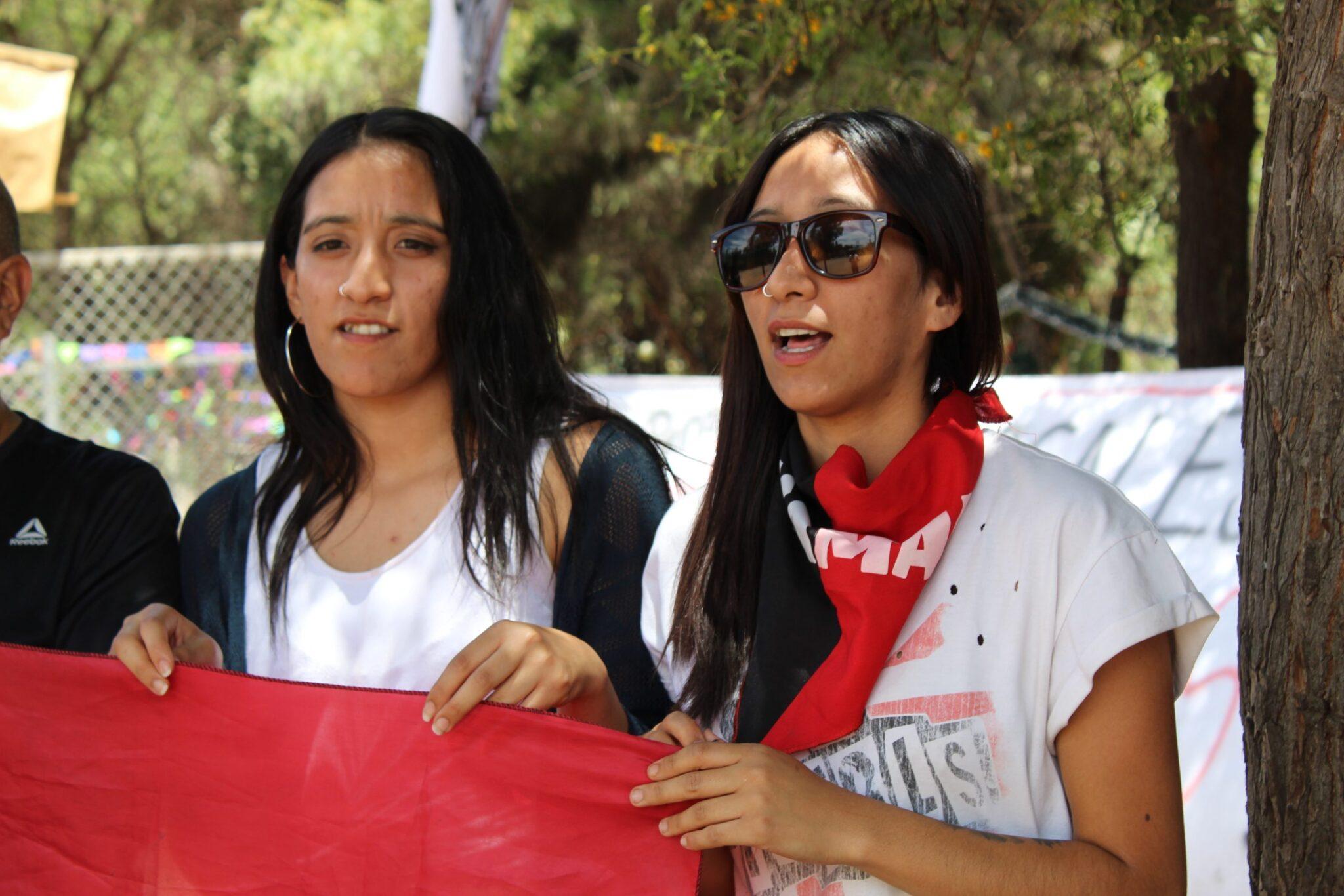 Mery y Karen White | activistas por la crisis del agua