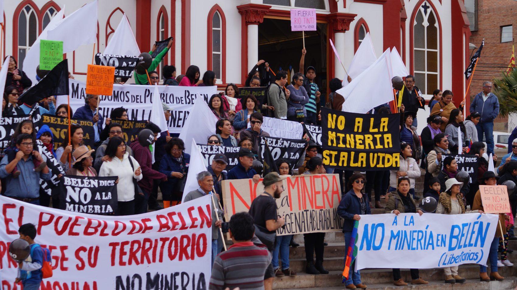 presos de la revuelta en arica