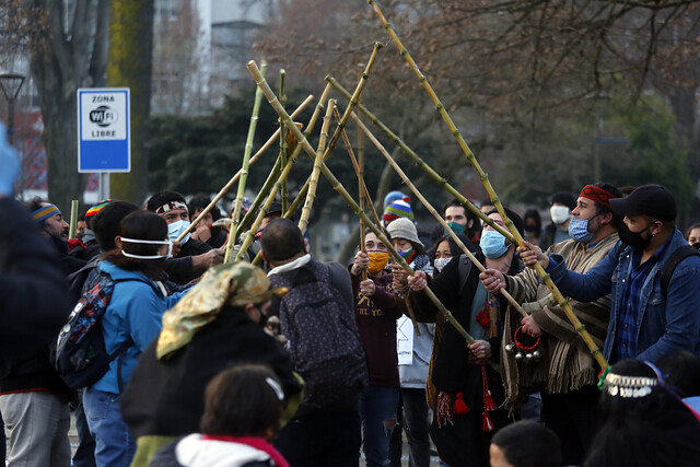 Photo of La huelga del Machi Celestino cumple 90 días frente a la indiferencia y la alimentación forzada
