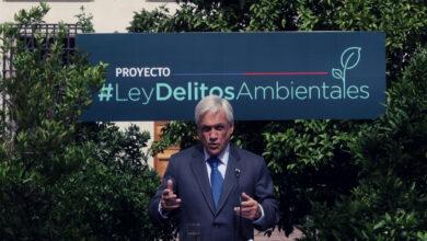 Photo of Piñera no quiere proteger al medio ambiente y así lo ha demostrado