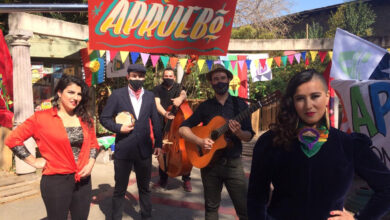 Photo of La Chinganera estrena la Cueca Ciudadana del Apruebo