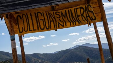 Photo of Colliguay advierte al Gobierno con caravana contra la minería