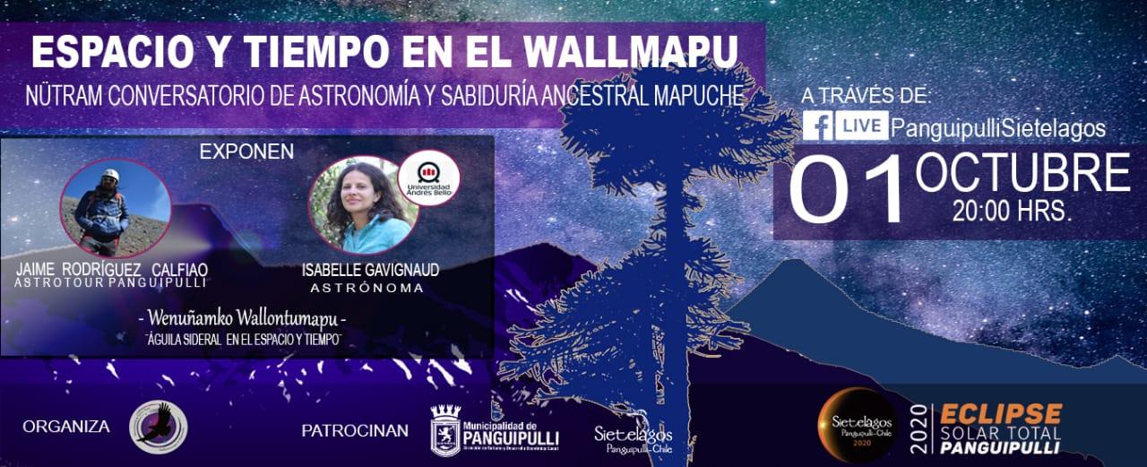 Astro Tour / Espacio y tiempo en el Wallmapu