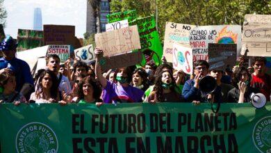 Photo of Organizaciones ambientalistas llaman a jóvenes de Chile a participar del simulacro virtual de la COP26