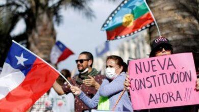 Photo of Minuto a minuto Plebiscito: conteo y celebraciones del Apruebo en todo Chile con aplastante triunfo sobre el 70%
