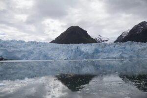 Glaciar Amalia, región Magallanes – Chile