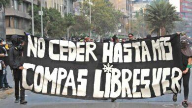 protestas en cárcel de alta seguridad