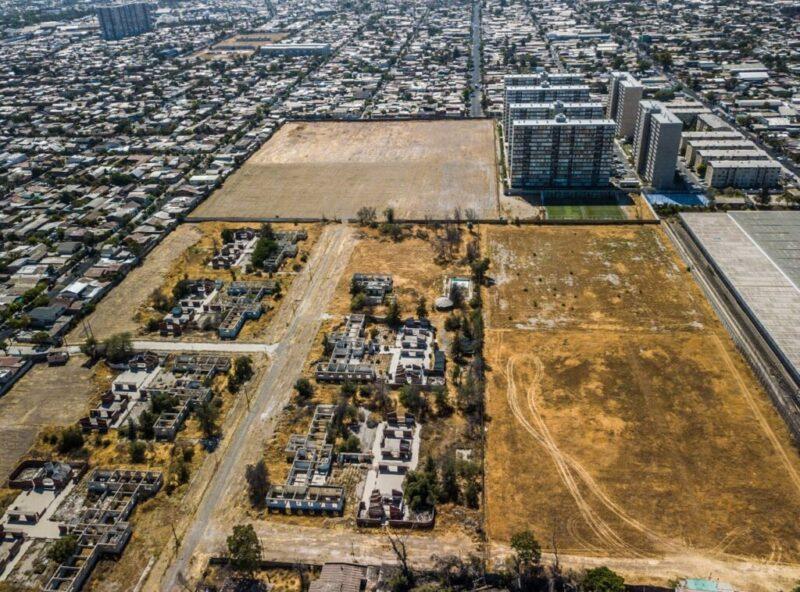 Terreno en la actualidad / Foto: Un Parque para Ciudad del Niño