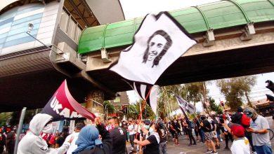 Neco | marcha en Pudahuel a un año de su asesinato