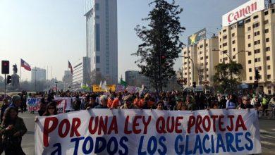 Ley de protección de glaciares Chile