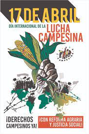 Día Internacional de la Lucha Campesina