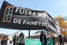 Monsanto en Paine. Monsanto en Chile