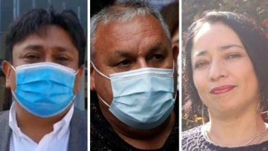 gobernadores ambientales en Chile