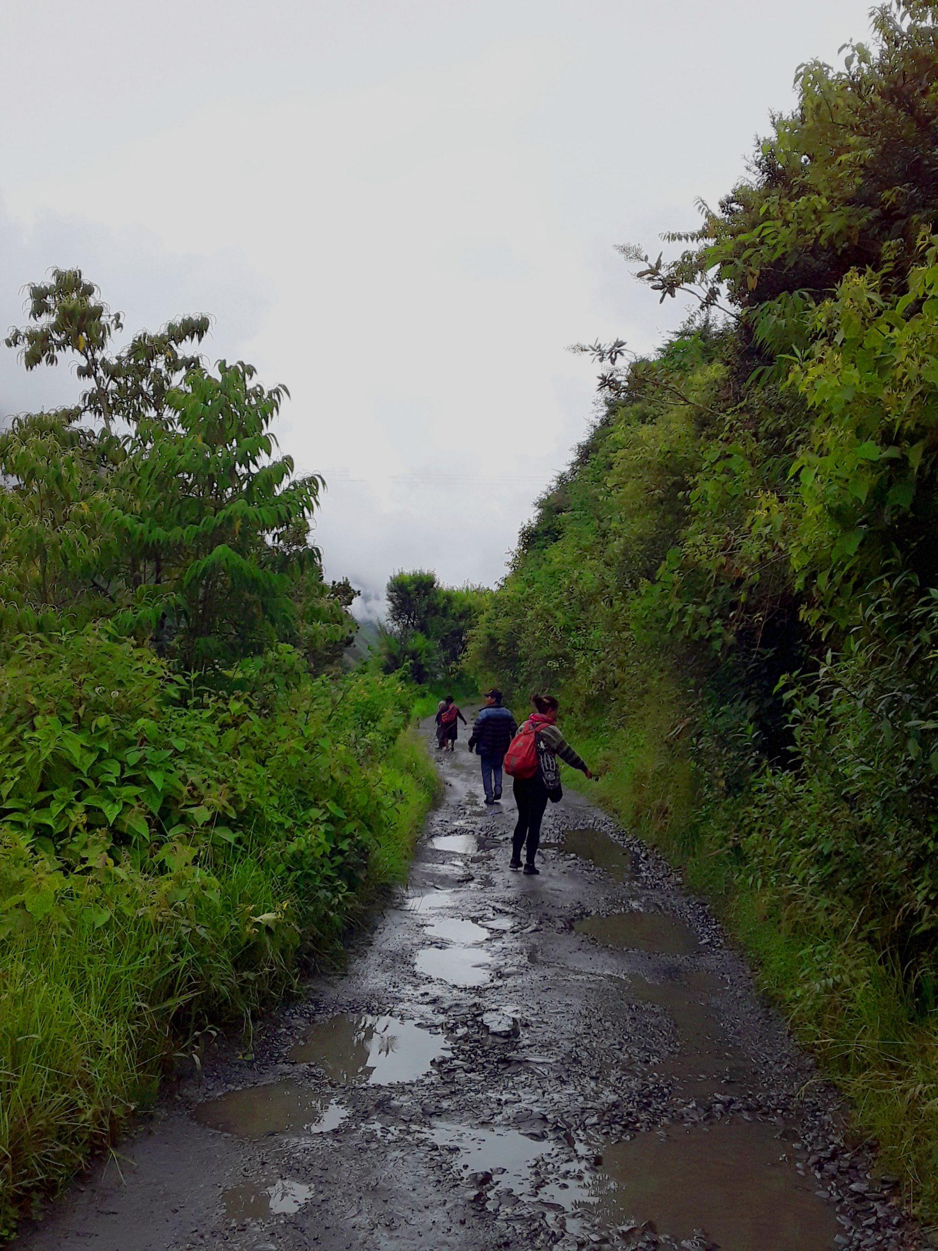 Taller audiovisual Kume Willay en Perú