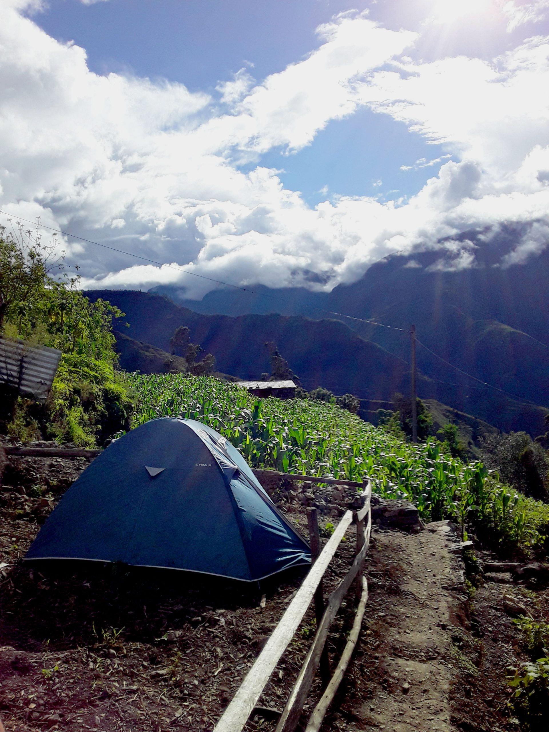 Sierra peruana Kume Willay