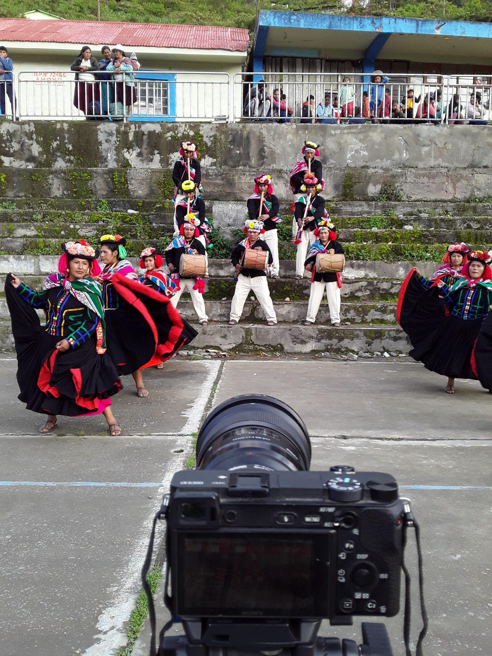 Documental carnaval Kume Willay