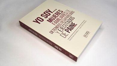 libro sobre mujeres familiares de detenidos en paine